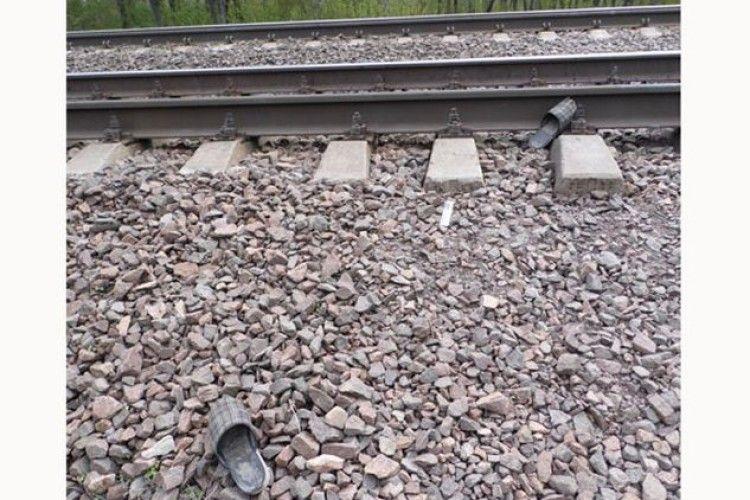 У Дубні чоловік кинувся під потяг (фото)