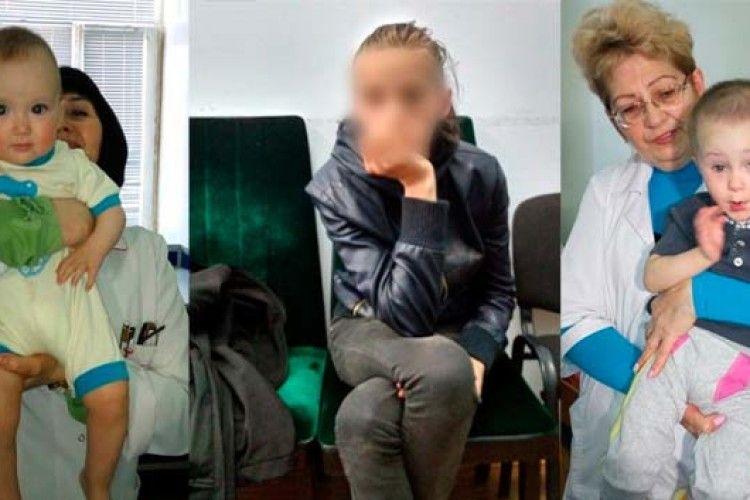 20-річна рівнянка покинула вночі двох дітей у візочку посеред вулиці Києва