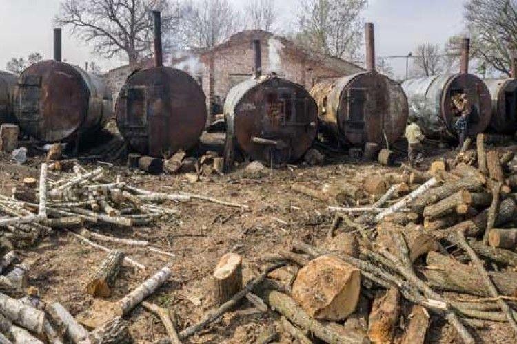 То в Човниці «Чорнобиль» чи «нічого страшного»?