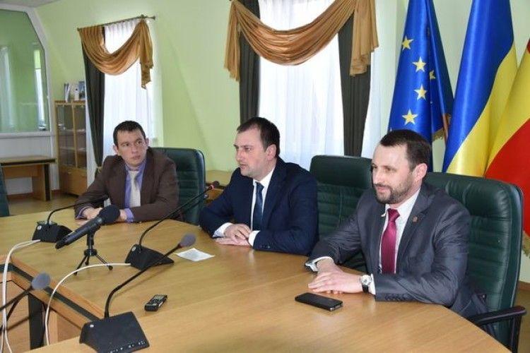 Троє заступників луцького мера подали заяви про відставку