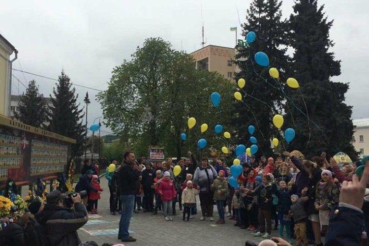 У Луцьку помолилися за упокій Героїв, мир і перемогу (фото)