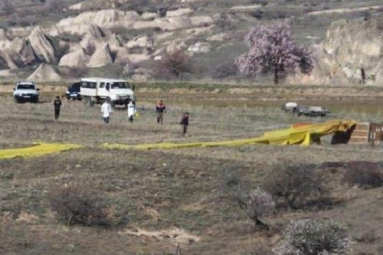 У Туреччині впала повітряна куля із туристами, є загиблий (фото)