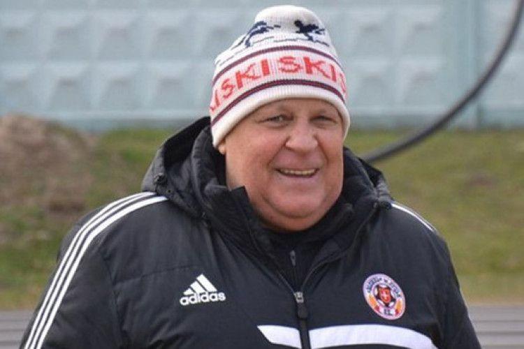 Кварцяний заявив про свою моральну готовність до вильоту «Волині» в Першу лігу