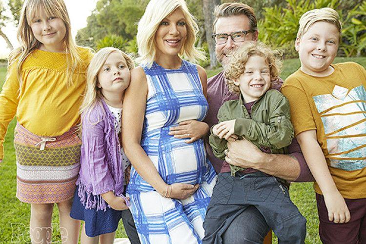 Донна із «Беверлі Гіллз» стала мамою... вп'яте