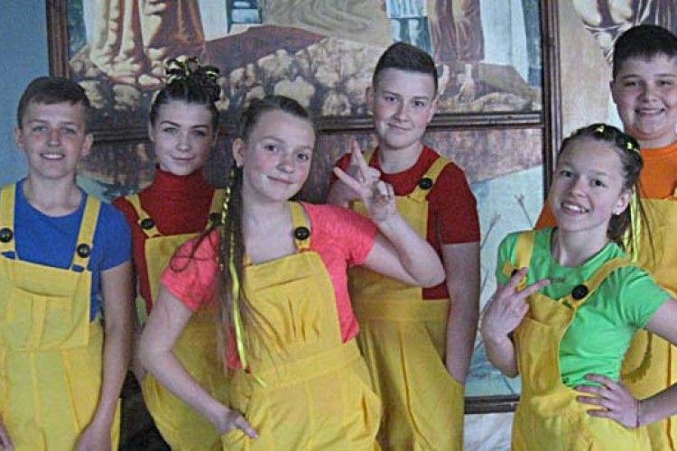 Юні пожежники позмагалися у Володимирі-Волинському
