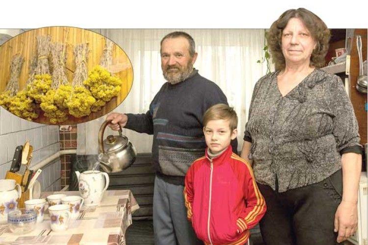 Відомий травник Олександр Шевчук: «Наші предки готували чай, вартий золота»