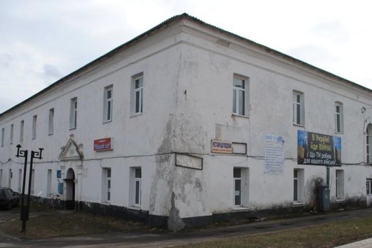У Любешові хочуть віддати в оренду приміщення, де вчився Тадеуш Костюшко
