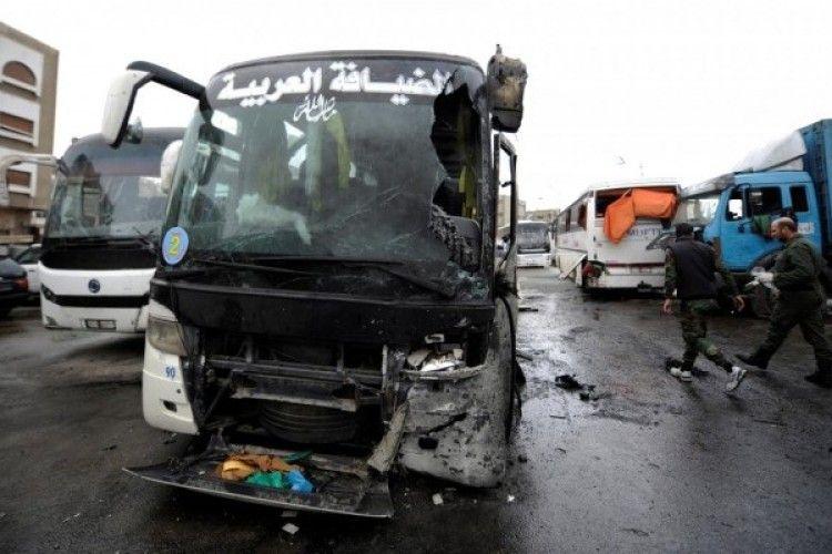 Вибухи в центрі Дамаска – загинуло понад 40 людей (фото)