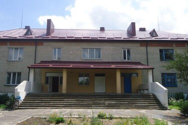 На Старовижівщині здають в оренду будинок культури