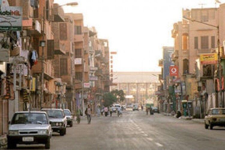Єгипетська чиновниця перейменувала вулиці міста на честь свого чоловіка та його рідних