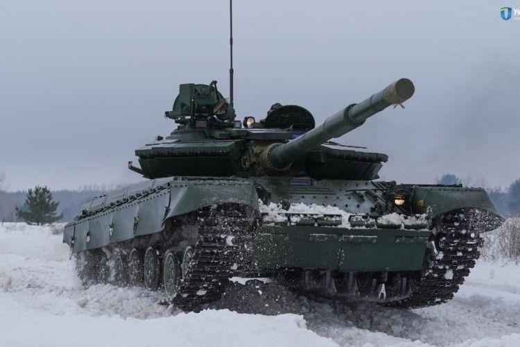«Укроборонпром» модернізує для українського війська танки Т-64  (Відео)