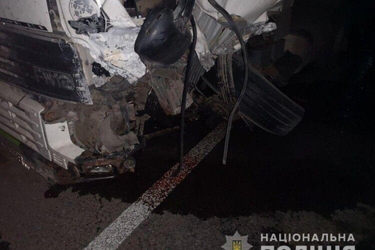 28-річний волинянин загинув у нічній ДТП на Рівненщині (Фото)