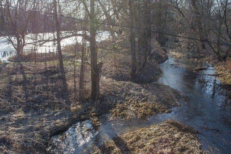 Волинян попередили про паводки: можуть бути затоплені двори і дороги