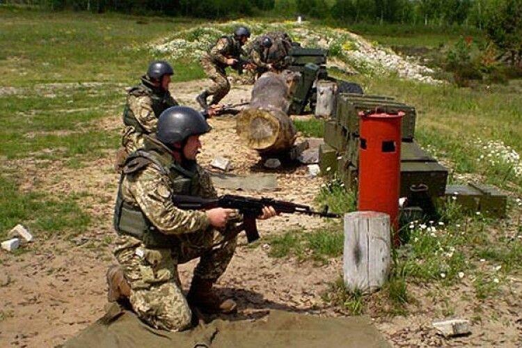 Увага, біля Любешова кілька днів стрілятимуть