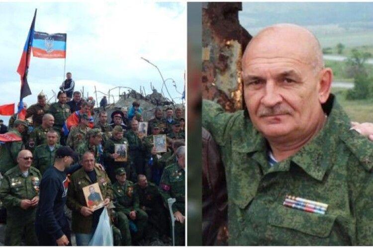 Терорист Цемах повернувся на окупований Донбас