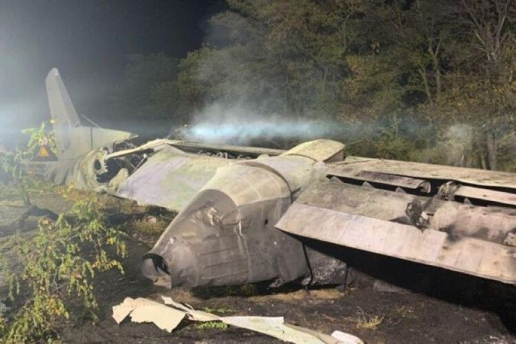 Розслідування катастрофи Ан-26: допитали 40 свідків