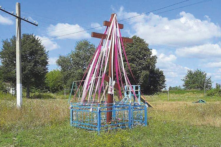 Волинське село Чесний Хрест  повернуло собі назву  лише після референдуму (Фото)