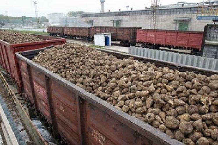 Через брак вагонів цукровики понесуть мільйонні збитки