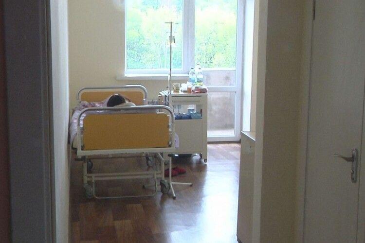 На Волині збільшують кількість ліжкомісць для коронавірусних хворих