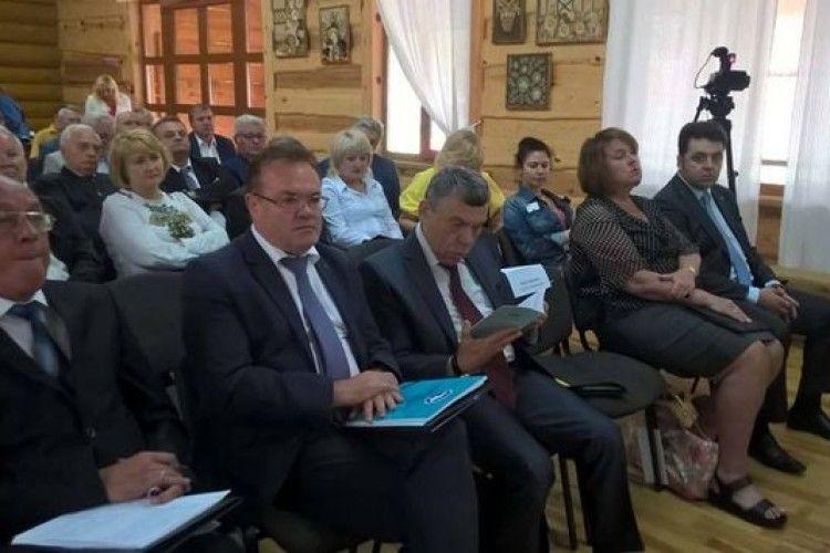 На Світязі розпочалися економічні дискусії (фото)