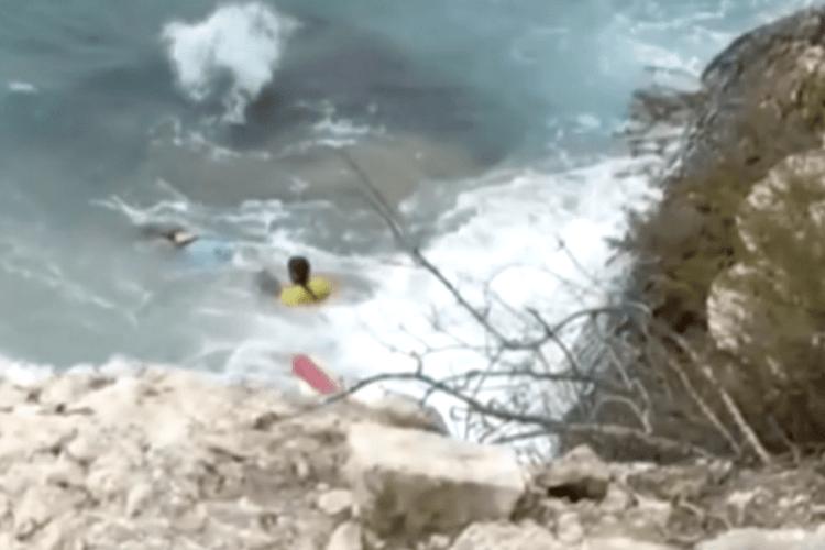 Українка, яка зірвалася зі скелі під час селфі в Іспанії, померла в лікарні