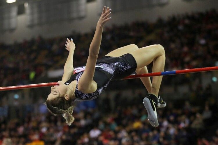 Українська стрибунка у висоту Ярослава Магучіх виграла перші міжнародні змагання в новому сезоні