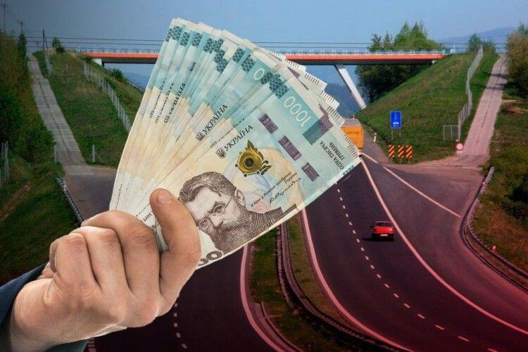 Начальник Волинського автодору має зарплатню 77 тисяч