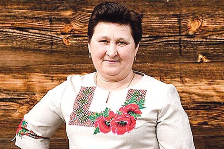 Майстриня лісу з Любешівщини нагороджена орденом Княгині Ольги