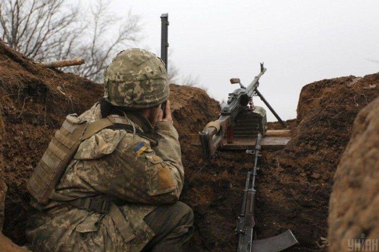 Російські найманці на Сході знову відкривають вогонь з гранатометів
