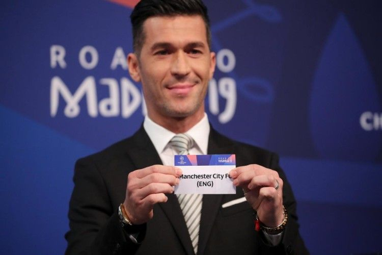 Жеребкування визначило пари 1/8 фіналу Ліги чемпіонів УЄФА