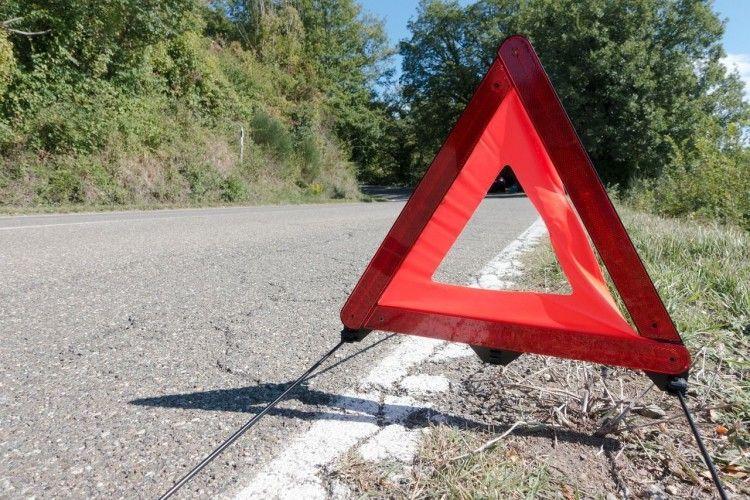 У Луцьку водійка-студентка збила школярів, а в Горохівському районі зіткнулися два автомобілі