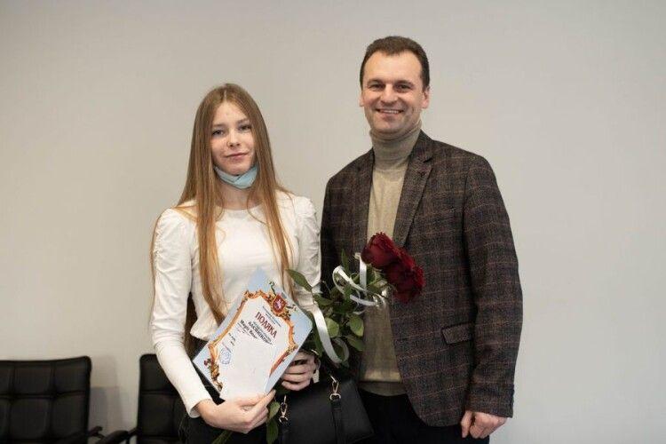 Володимирчанка перемогла наЧемпіонаті України з легкої атлетики в приміщенні серед юніорів