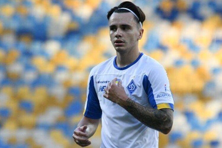 Луческу зізнався, як йому вдалось реанімувати талант Шапаренка в Динамо