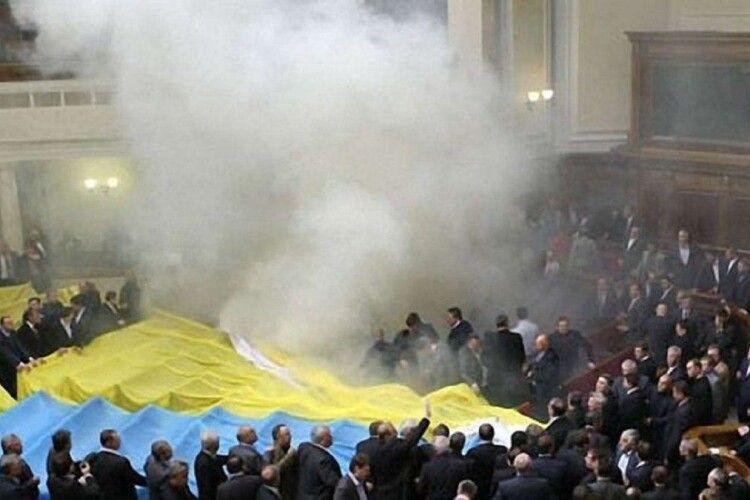 Ігор Палиця заявив, що Крим Україна втратила не через Харківськів угоди