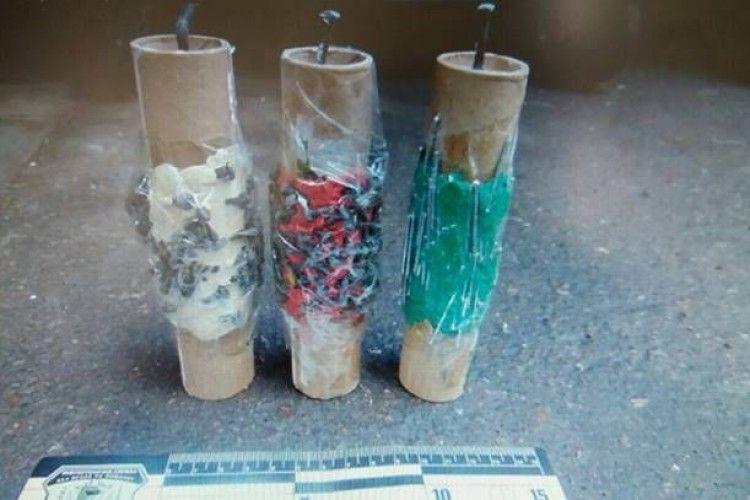 Столична «двірничка» знайшла у смітнику... саморобну бомбу! (фото)