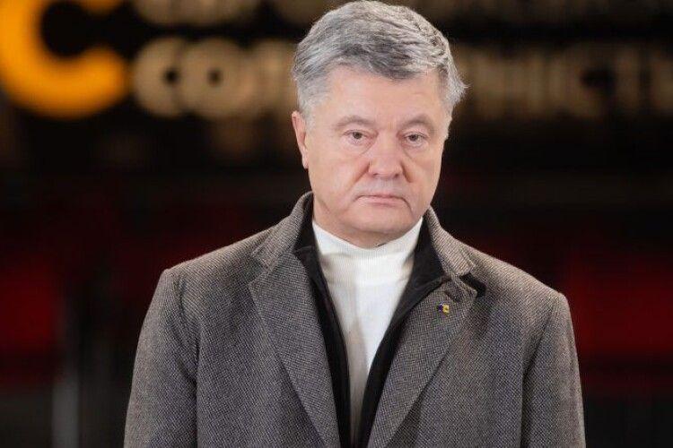 Петро Порошенко про відповідальність за співпрацю з країною-агресором: Медведчук – точно колаборант