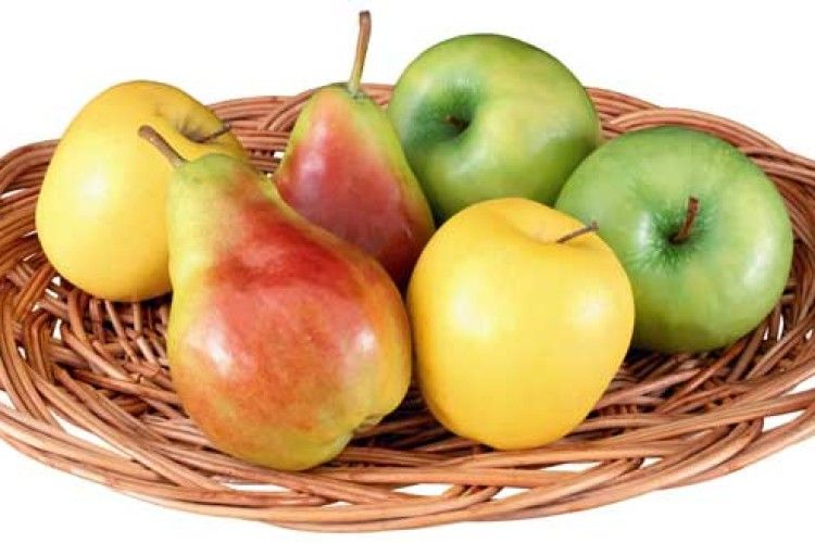 Щоб були яблука духмяні і груші медові