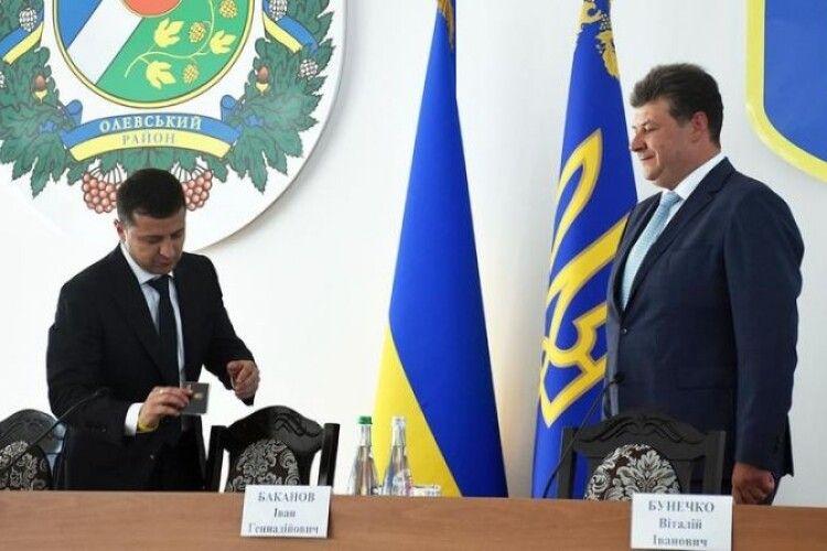 Випускник Волинського вишу очолив Житомирщину