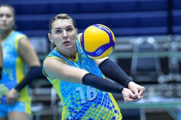 Волейболістка Надія Кодола: Наша робота принесла свої плоди.