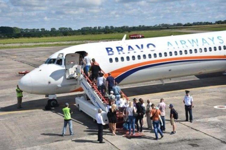 В аеропорт Рівного літатимуть Боїнги