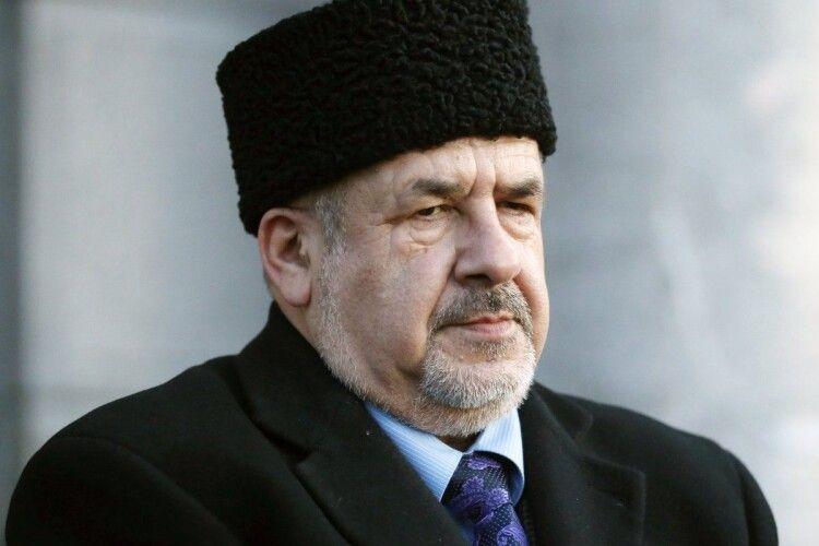 Голова Меджлісу кримськотатарського народу Рефат Чубаров підчепив коронавірус