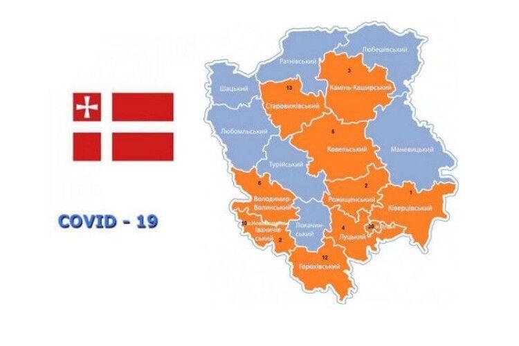 У Нововолинську за добу чотири нових випадки COVID-19