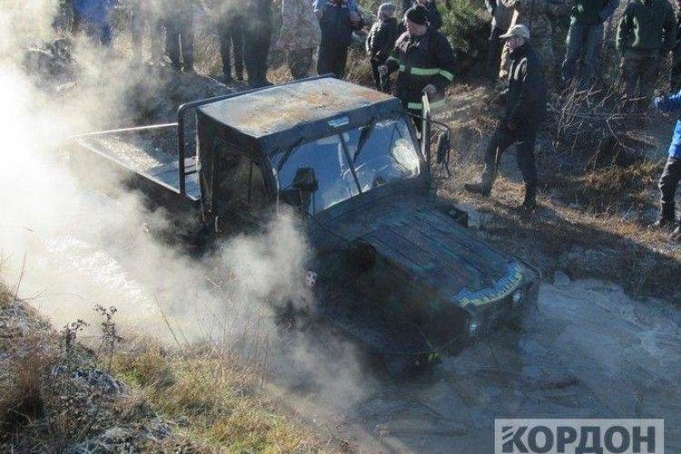 На Ковельщині відбудуться змагання водіїв-екстремалів