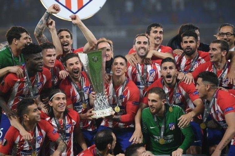 «Атлетіко» розгромив «Марсель» у фіналі Ліги Європи – 3:0! (Відео)