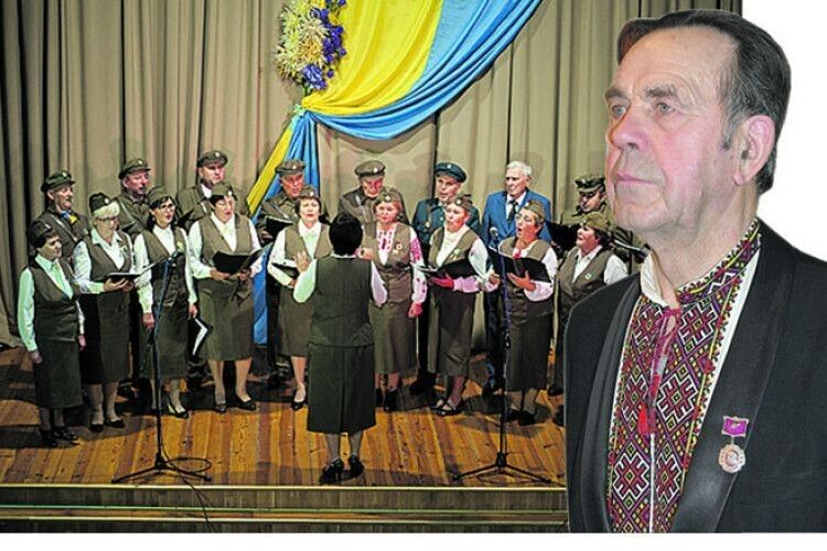 Герой публікацій у «Газеті Волинь» презентує свою книгу