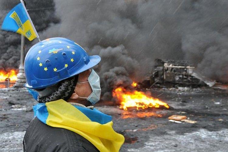 Постраждалим на Майдані нададуть статус учасника бойових дій