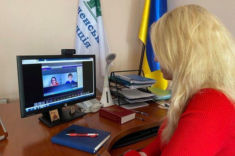 Жінки-юристки України провели онлайн-марафон із сімейного права