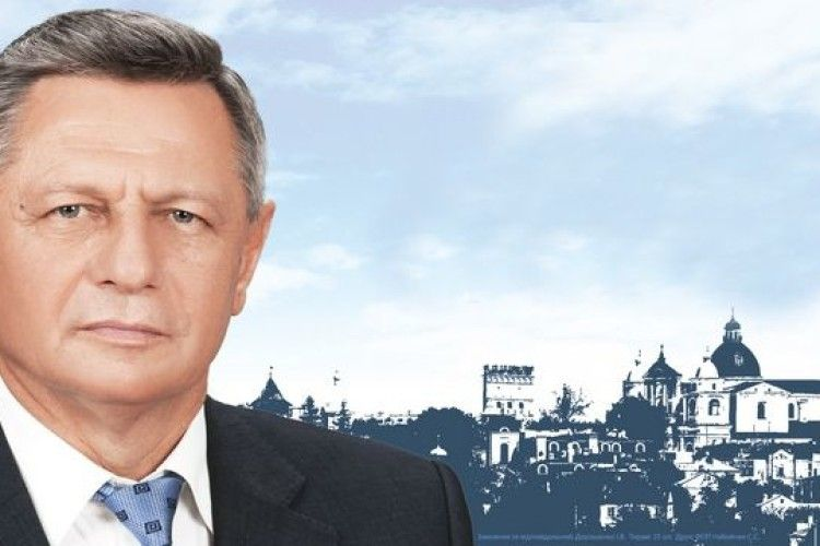 Він привів Європу уЛуцьк, аЛуцьк — уЄвропу