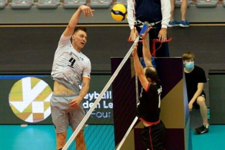 Визначився володар бронзи волейбольної Золотої Євроліги серед чоловіків