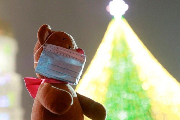 В МОЗ пояснили, як влаштувати безпечну новорічну вечірку під час пандемії